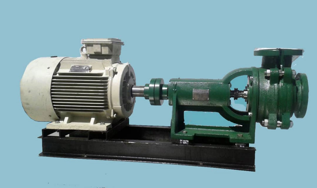 RUBBER LAINED PUMPS